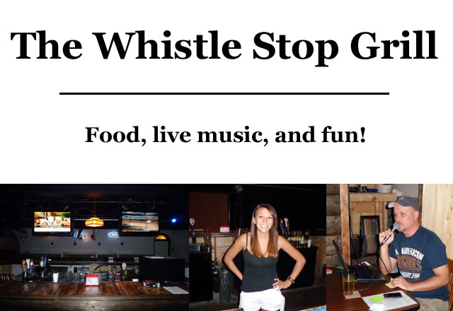 The Whistle Stop Grill