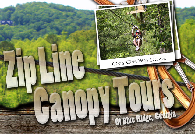 Blue Ridge Zipline Canopy Tours